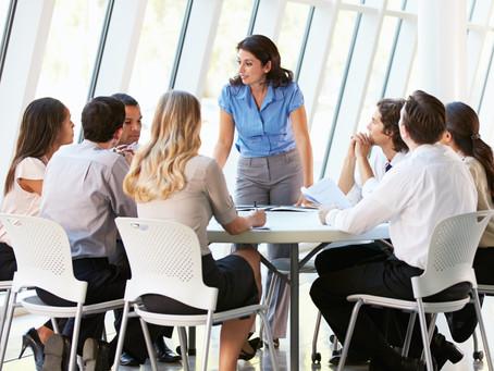 High impact leadership webinar