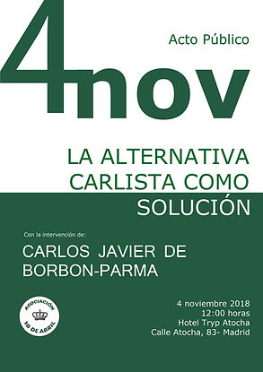 Cartel 4 Nov