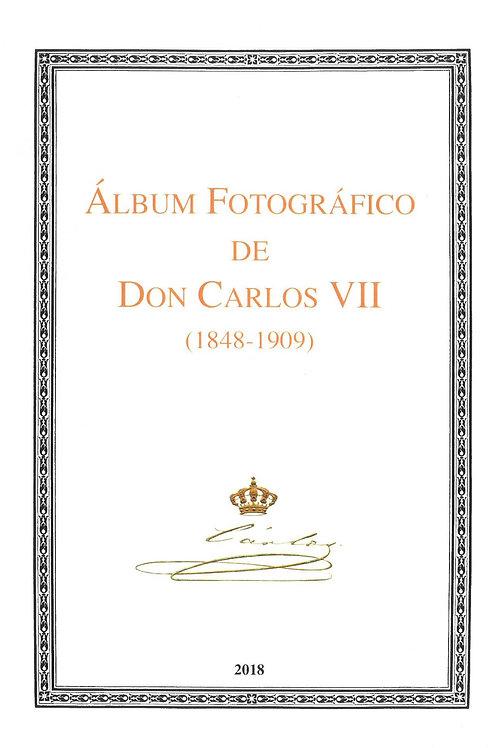 Álbum fotográfico de Don Carlos VII (1848-1909)
