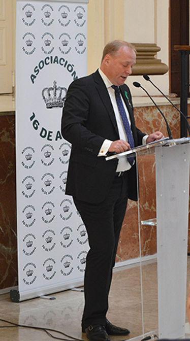 Don Carlos Javier de Borbón-Parma