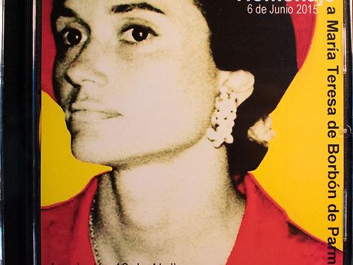 Homenaje a Doña María Teresa en Madrid (2015)