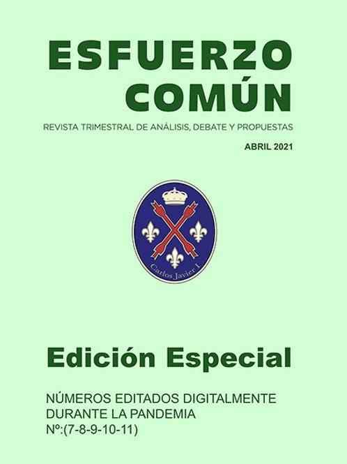 Esfuerzo Común-Edición Especial-Abril 2021