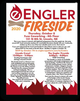 Engler Fireside Flyer