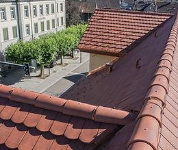 Walt Spenglerei Steildach Sanierung Oberriet Gasthaus Krone
