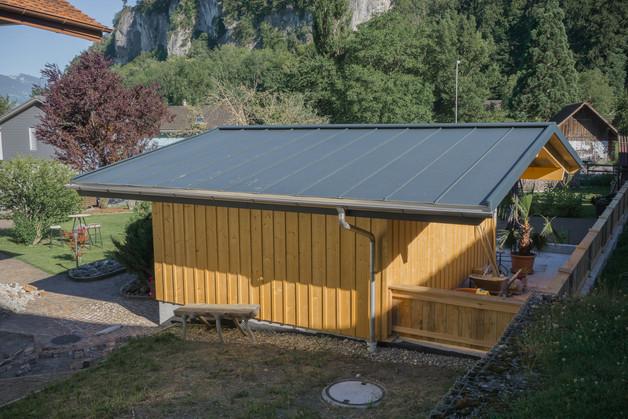 Gartenhaus Oberriet
