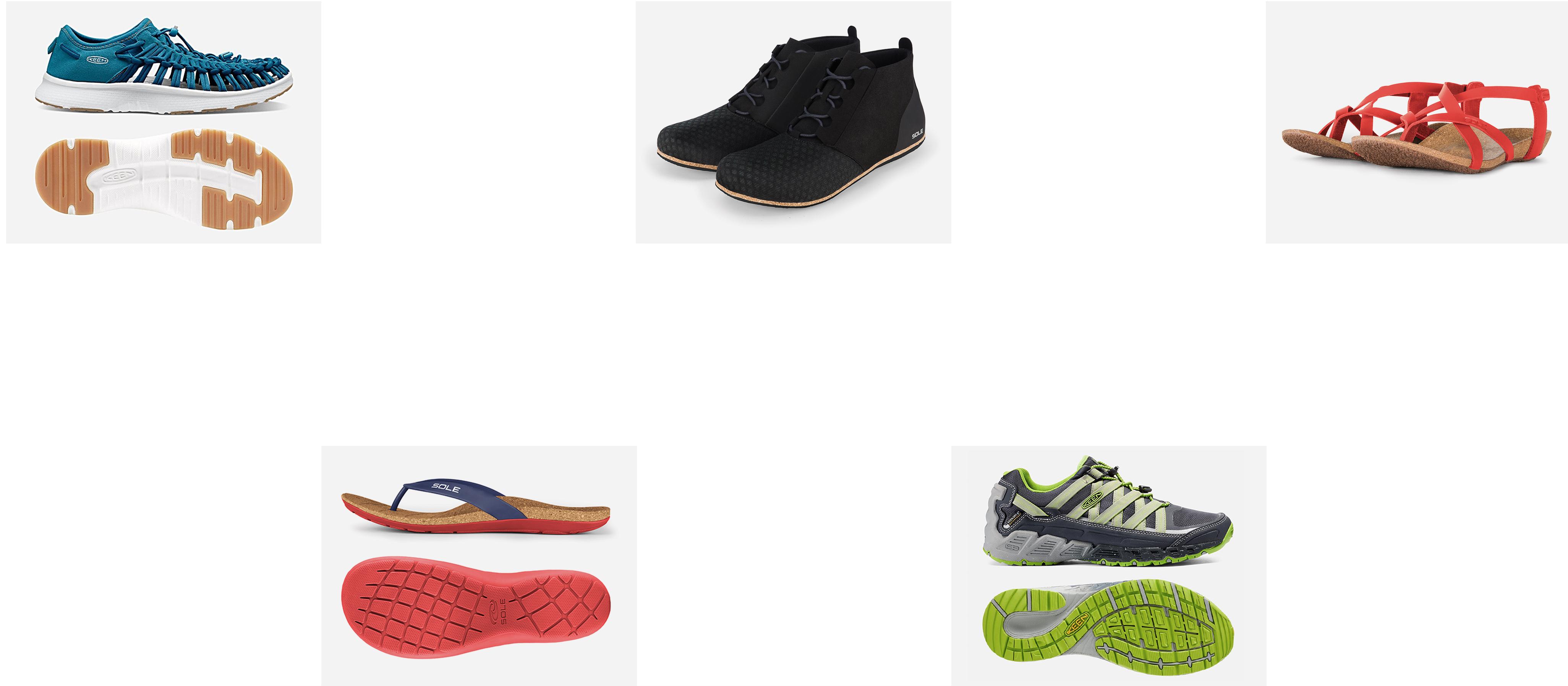 Shoe Grid PG1