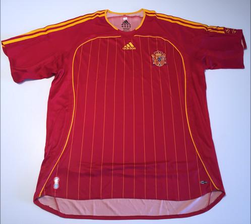 Real Federación Española de Fútbol Camisa nova ef35874585e12