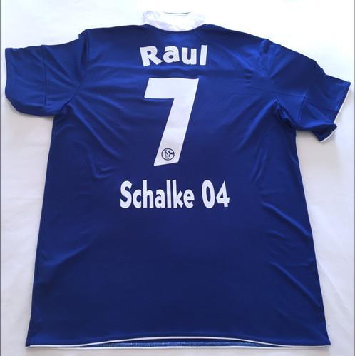 Fussball Club Gelsenkirchen Schalke 04 Camisa nova 828cc69a841d9