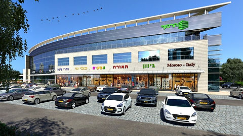 מרכז מסחרי בילו סנטר