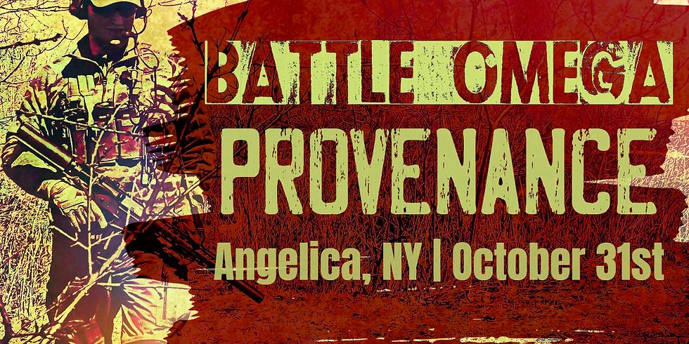 Battle Omega: Provenance