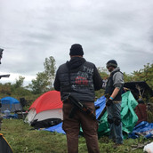 Omega Productions - Beta at The War Zone Airsoft Field