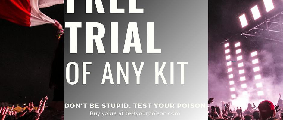 Free Trial - Single Test