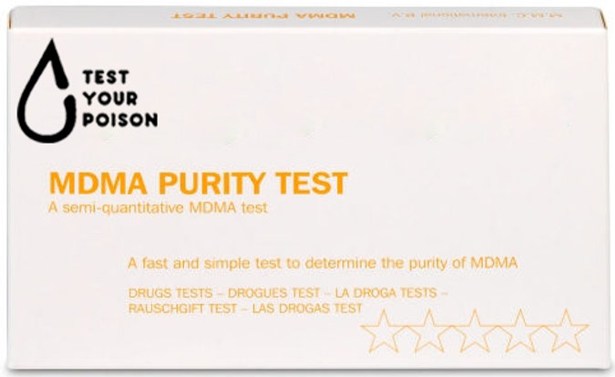 Mdma Molly Purity Test Kit Test Your Poison