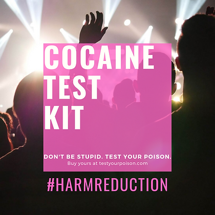 Cocaine & Crack Test Kit