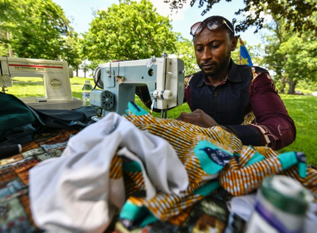 A Refugee Forms an LLC Company in NEPA