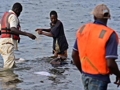 UGANDANS FACE EVICTION FROM FISHING VILLAGES ON THE SHORES OF LAKE ALBERT