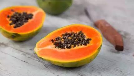 The Papaya Fruit