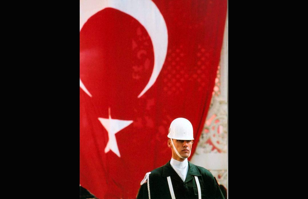 Half moon, Turkey