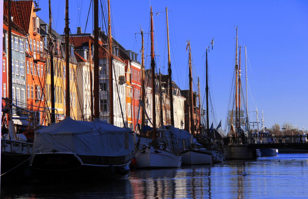 Nyhaven, Denmark