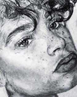 Aiyana Lewis drawing Igor