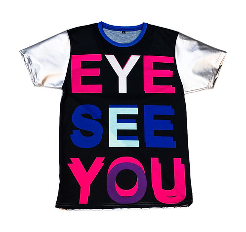 EYESEEYOU GRAPHIC TEE