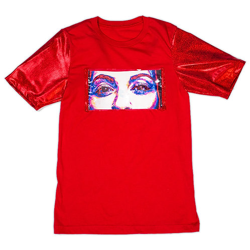 EYES GRAPHIC TEE