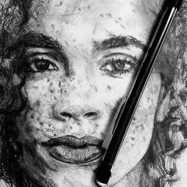 _joyjah in my sketchbook ✏️✏️ #sketch #doodle #joyjah #artoftheday #art