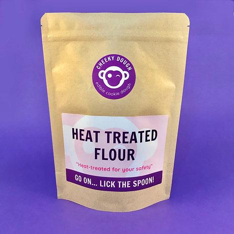 Heat Treated Flour
