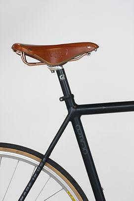 Fahrradsitz reparieren