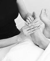 Foot Reflexology London