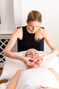 Facial Reflexology London