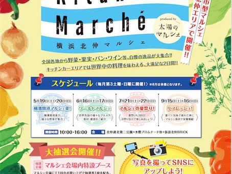 6月後半のイベントのお知らせ!横浜〜鎌倉〜渋谷〜品川!