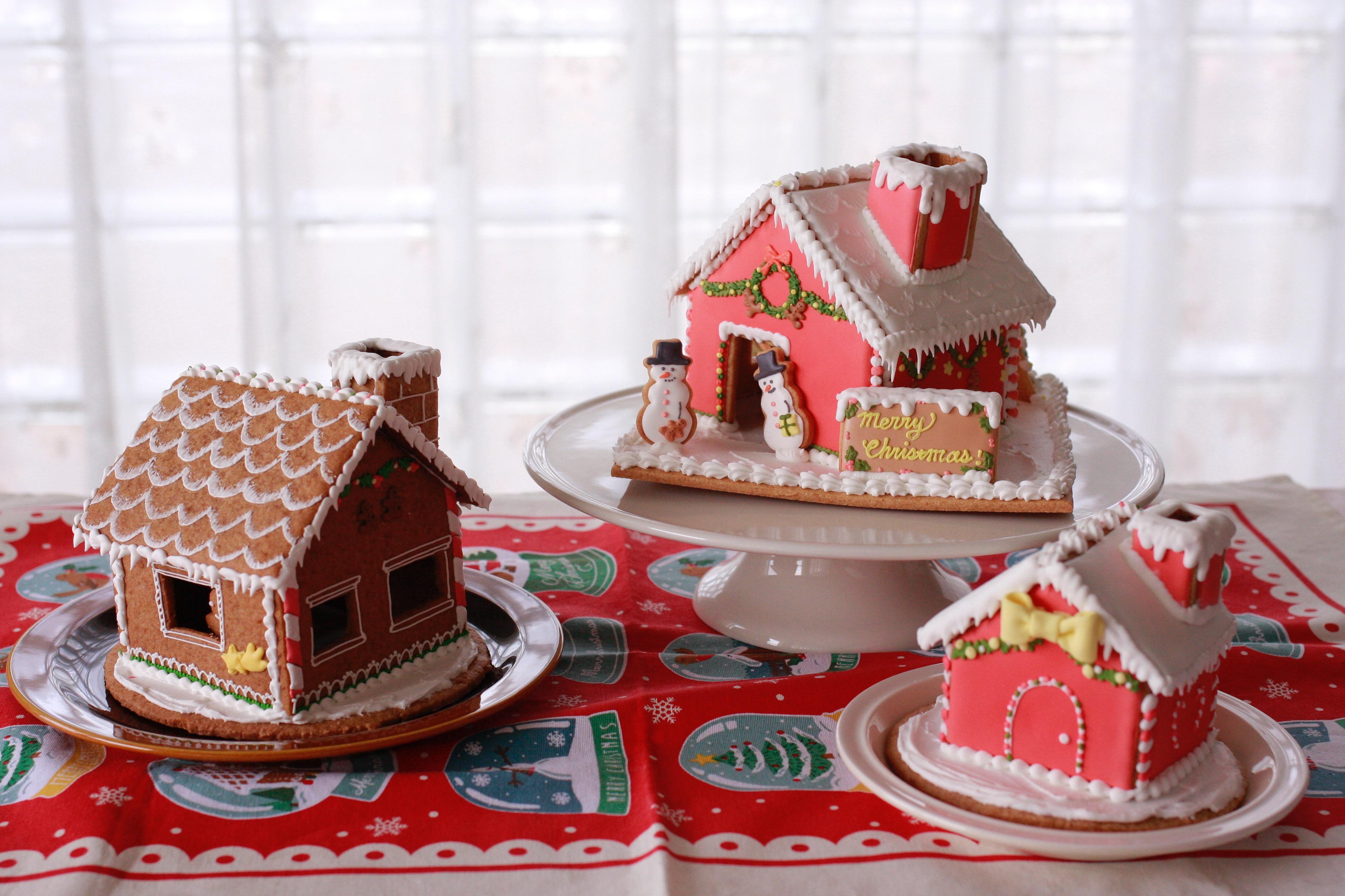 ヘクセンハウス/お菓子のお家