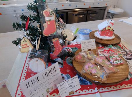 クリスマスアイシングッキーレポートinポンデシャロン鎌倉