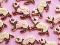 ウェディングプチギフトクッキー