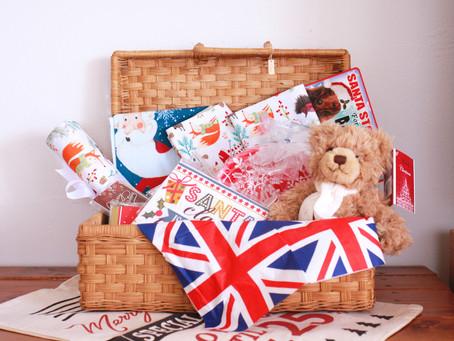 12月の工房販売 イギリスの可愛いクリスマスグッズ入荷しました♪