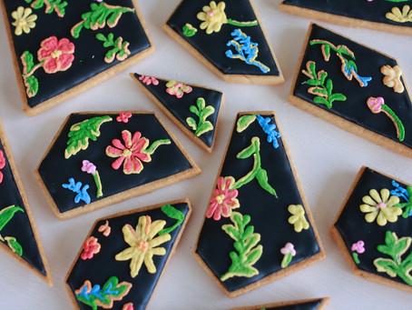 久しぶりにオーダーアイシングクッキーのご紹介です♪