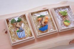 盆栽アイシングクッキー(イベント販売用)
