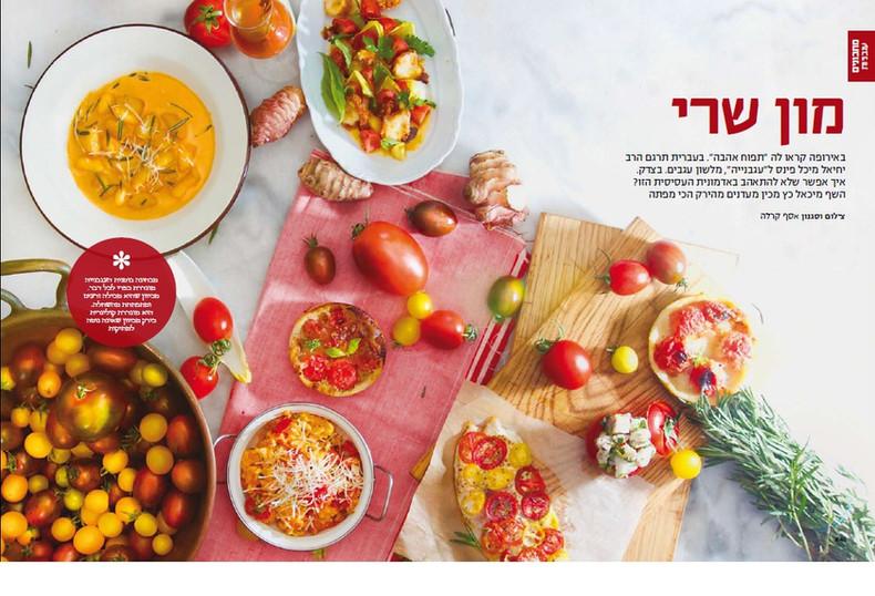דרך האוכל מאי. הפקת עגבניות1.jpg