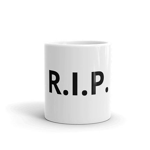 R.I.P. Mug