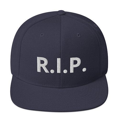 Snapback Hat Navy
