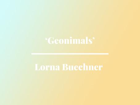 'Geonimals' by Lorna Buechner