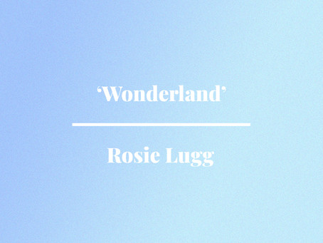 'Wonderland' by Rosie Lugg