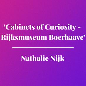 'Cabinets of Curiosity - Rijksmuseum Boerhaave' by Nathalie Nijk