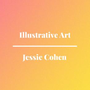 Illustrative Art by Jessie Cohen