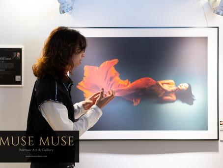 Muse Chan's Fine Art Portrait Photography Exhibition 攝影展