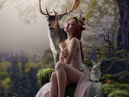 Fairytale 3min Photoshop Time-lapse 修圖縮時