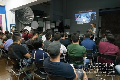 Muse Inspiration Workshop International MIWI