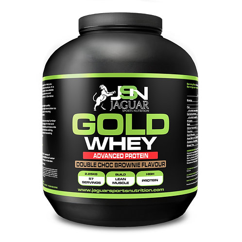 GOLD WHEY 2.3KG