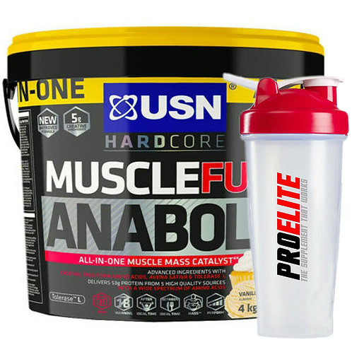 USN ANABOLIC MUSCLE FUEL 4KG